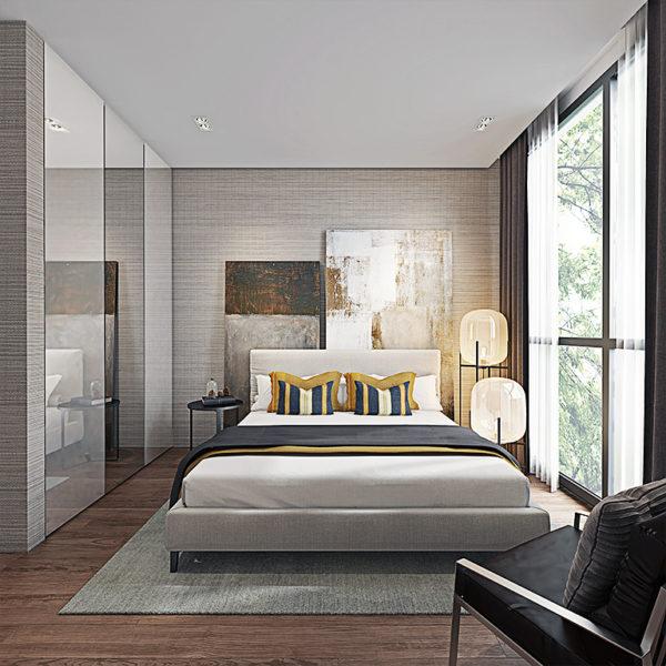 4-ARC Silva Yatak Odası